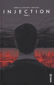Injection Tome 2 de Warren ELLIS (Urban indies)