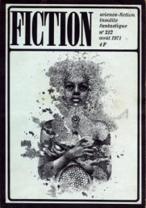Fiction n° 212 de Harlan ELLISON, Clifford Donald SIMAK, Chad OLIVER, Daniel WALTHER, Charles FRITCH, Ron GOULART, Richard MATHESON, Jean-Pierre ANDREVON, Patrice DUVIC (Fiction)