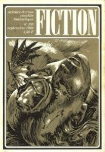 Fiction n° 189 de Richard MATHESON, Gérard KLEIN, Rog PHILLIPS, Catherine L. MOORE (Fiction)