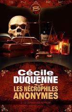 Le Dernier des Nephilim: Les Nécrophiles anonymes, T3
