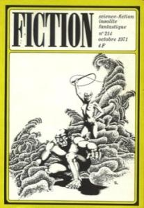 Fiction n° 214 de Fritz LEIBER, Guy SCOVEL, Walter Michael MILLER, Jean DEMAS, Jacques CHAMBON, Gérard KLEIN (Fiction)