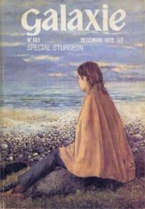 Galaxie (2ème série) n° 103 de Patrice DUVIC, Theodore STURGEON (Galaxie (2ème série))