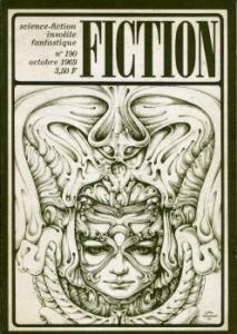 Fiction n° 190 de Robert SILVERBERG, James Graham BALLARD, Walter Michael MILLER, Pierre MARLSON, Frederick BLAND, Marcel THAON, Pierre BAUDRY (Fiction)
