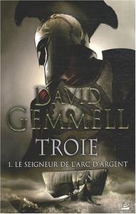 Le Seigneur de l'Arc d'Argent de David GEMMELL (BRAGELONNE)