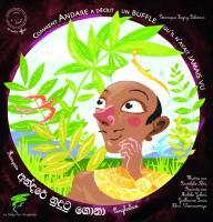 Où Andare a reconnu un buffle qu'il n'avait jamais vu, conte du Sri Lanka, livre+CD