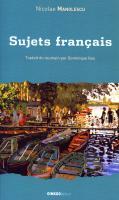 Sujets français