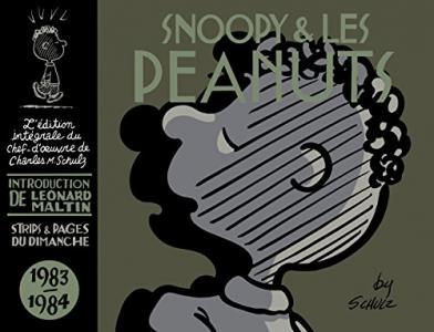 Snoopy et les Peanuts : 1983-1984 de Charles M. SCHULZ (DARGAUD)