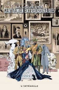La Ligue des Gentlemen Extraordinaires - Intégrale de Alan MOORE (Panini Comics)