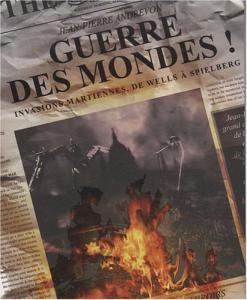 Guerre des mondes ! de Jean-Pierre ANDREVON (La Bibliothèque des miroirs)