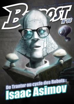 Bifrost n° 66 de Olivier GIRARD, Isaac ASIMOV