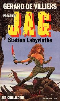 Station Labyrinthe