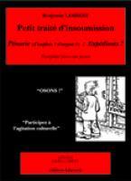 PETIT TRAITÉ D'INSOUMISSION