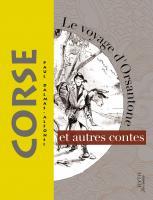 Le Voyage d'Orsantone et autres contes corses