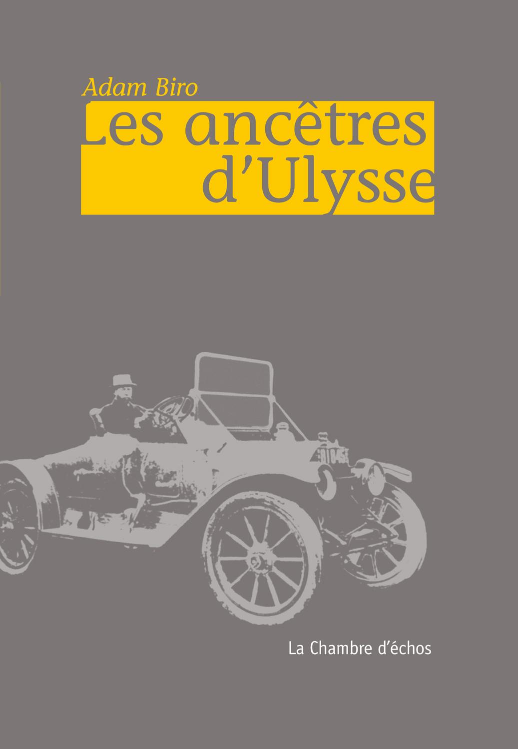 Les ancêtres d'Ulysse