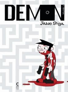 Démon, Tome 2 de Jason SHIGA (BD)