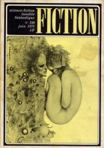 Fiction n° 198 de Robert SILVERBERG, Philip K. DICK, Catherine L. MOORE, Ron GOULART, Jean-Pierre ANDREVON, Jacques CHAMBON, Gérard KLEIN (Fiction)