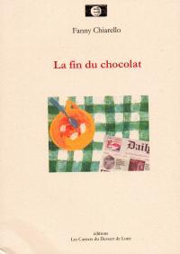 La fin du chocolat