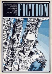 Fiction n° 199 de John WYNDHAM, Ray BRADBURY, Robert SILVERBERG, Isaac ASIMOV, Gérard KLEIN (Fiction)