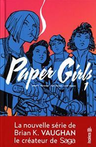 Paper Girls Tome 1 de Brian K. VAUGHAN (Urban indies)