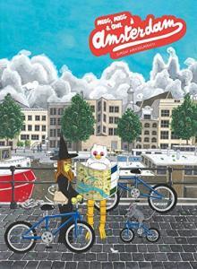Megg, Mogg & Owl à Amsterdam de Simon HANSELMANN (MISMA)