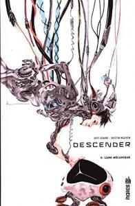 Descender - Tome 2 de Jeff LEMIRE, Dustin NGUYEN (Urban indies)