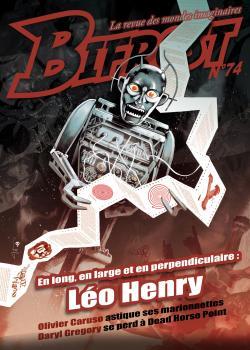 Bifrost n° 74 de Léo HENRY