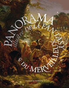 Panorama illustré de la fantasy & du merveilleux de  COLLECTIF (LES MOUTONS ÉLECTRIQUES)