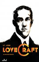 Lovecraft : Je suis Providence (Tome 1) de S.T. JOSHI (Perles d'Épice)