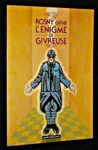 L'Énigme de Givreuse de Joseph-Henri ROSNY AÎNÉ, Jean-Baptiste BARONIAN (NeO (Fantastique / SF / Aventure))