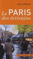 Le Paris des écrivains