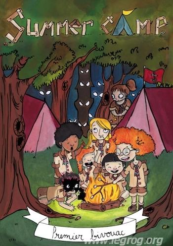 Summer Camp - Premier bivouac