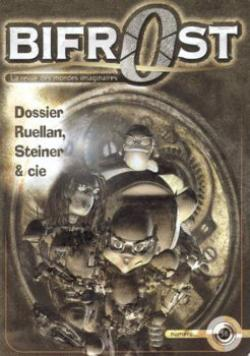 Bifrost n° 38 de Olivier GIRARD, Neal ASHER, Philippe  CURVAL, Johan HELIOT, André RUELLAN, Victor CONDE, Pierre STOLZE, Francis  VALÉRY, Richard COMBALLOT, Alain SPRAUEL, Roland LEHOUCQ,  ORG