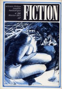 Fiction n° 206 de Poul ANDERSON, Josephine SAXTON, Howard FAST, Theodore STURGEON, Piero PROSPERI, Mildred CLINGERMAN, Roland STRAGLIATI (Fiction)