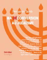 Ma déconversion au judaïsme