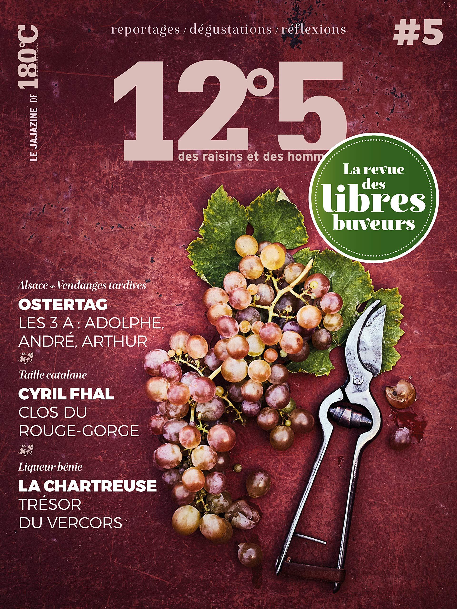Des raisins et des hommes n°5