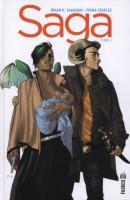 Saga tome 1 de Brian K. VAUGHAN, Fiona STAPLES (Urban indies)