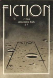 Fiction n° 264 de Robert SILVERBERG, Theodore STURGEON, Poul ANDERSON, Dennis O'NEILL, Jean-Pierre HUBERT (Fiction)