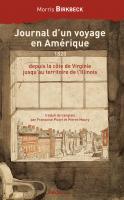 Journal d'un voyage en Amérique (1820)