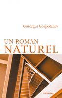 Un roman naturel
