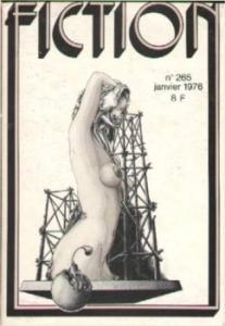 Fiction n° 265 de Robert SILVERBERG, Cyril M. KORNBLUTH, Frederik POHL, Fritz LEIBER, Michel LERICHE, Boris EIZYKMAN (Fiction)