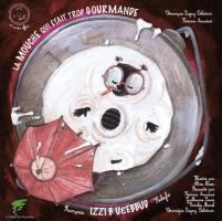 La mouche qui était trop gourmande, conte kabyle, livre+CD