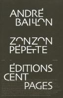 Zonzon Pépette : Fille de Londres