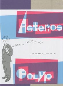 Asterios Polyp de David MAZZUCCHIELLI (Casterman)