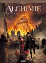 Alchimie T01: L'épreuve du feu