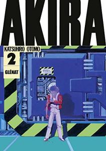 Akira (Noir et blanc) - Édition originale Vol.02 de Katsuhiro OTOMO (Seinen Glénat)