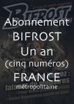 Un an (5 numéros) - France métropolitaine