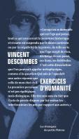 Exercices d'humanité.