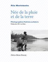 Née de la pluie et de la terre : Edition bilingue