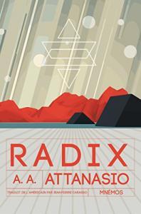 Radix de Jean-Pierre CARASSO, Alfred Angelo ATTANASIO (MNÉMOS)