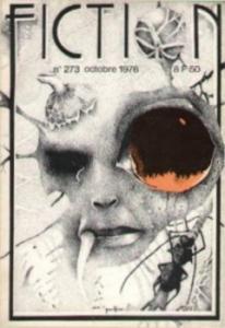 Fiction n° 273 de Anne McCAFFREY, Isaac ASIMOV, René DURANT, Michael G. CONEY, Phyllis MacLENNAN, Dennis ETCHISON (Fiction)